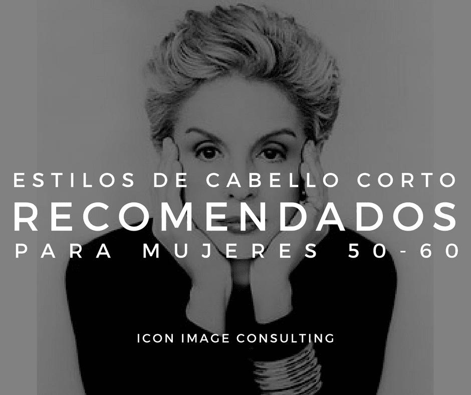 Estilos De Cabello Corto Para Mujeres 50 60 Anos Asesoria De